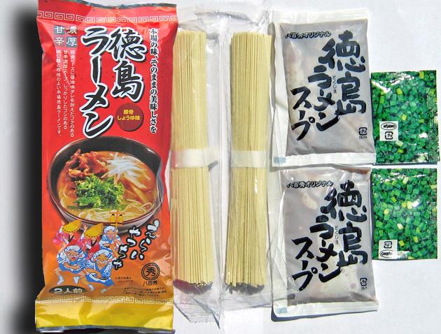 徳島棒ラーメン2食袋