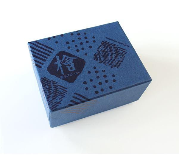藍木スピーカー 檜